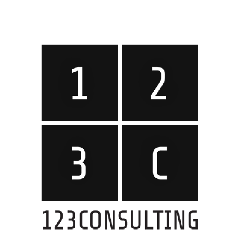 123 Consulting Logo