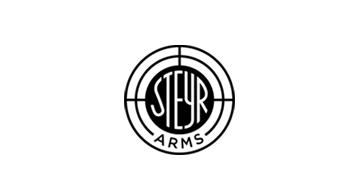 Steyr Arms Logo in schwarz