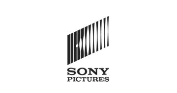 Sony Pictures Logo in schwarz-weiß