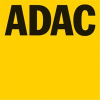 ADAC Logo schwarz gelb Partner 123Consulting