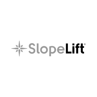 Slopelift Logo schwarz-weiß