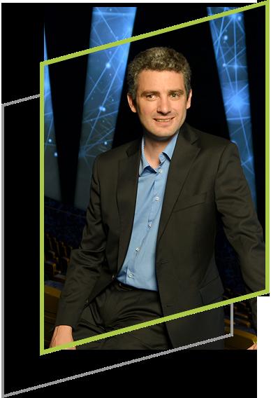 Geschäftsführer Hollywood Megaplex Mario Hueber
